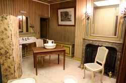 la salle de bains de Monsieur