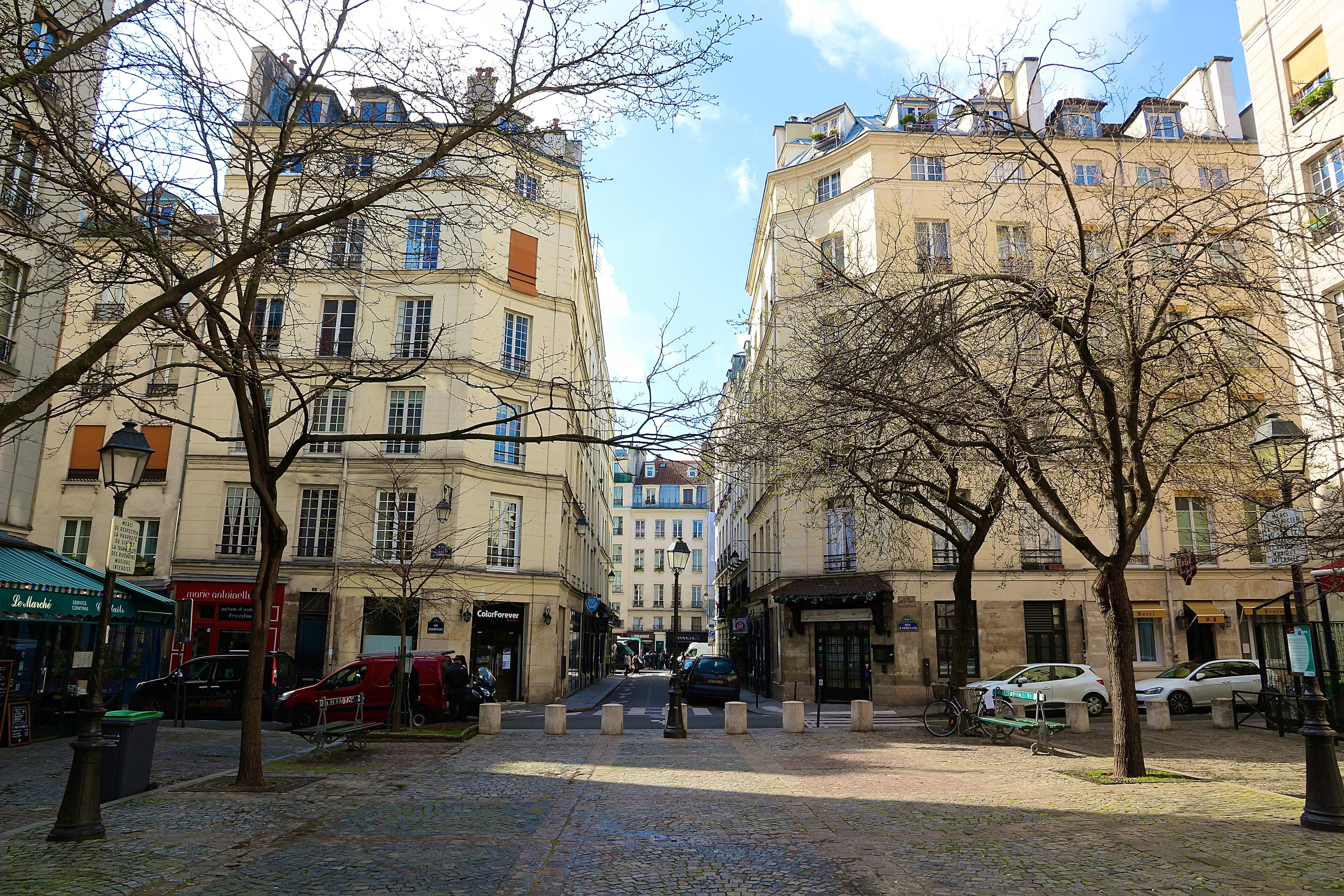 place du Marché-Sainte-Catherine