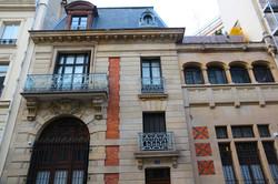l'Hôtel de Sarah Bernardt