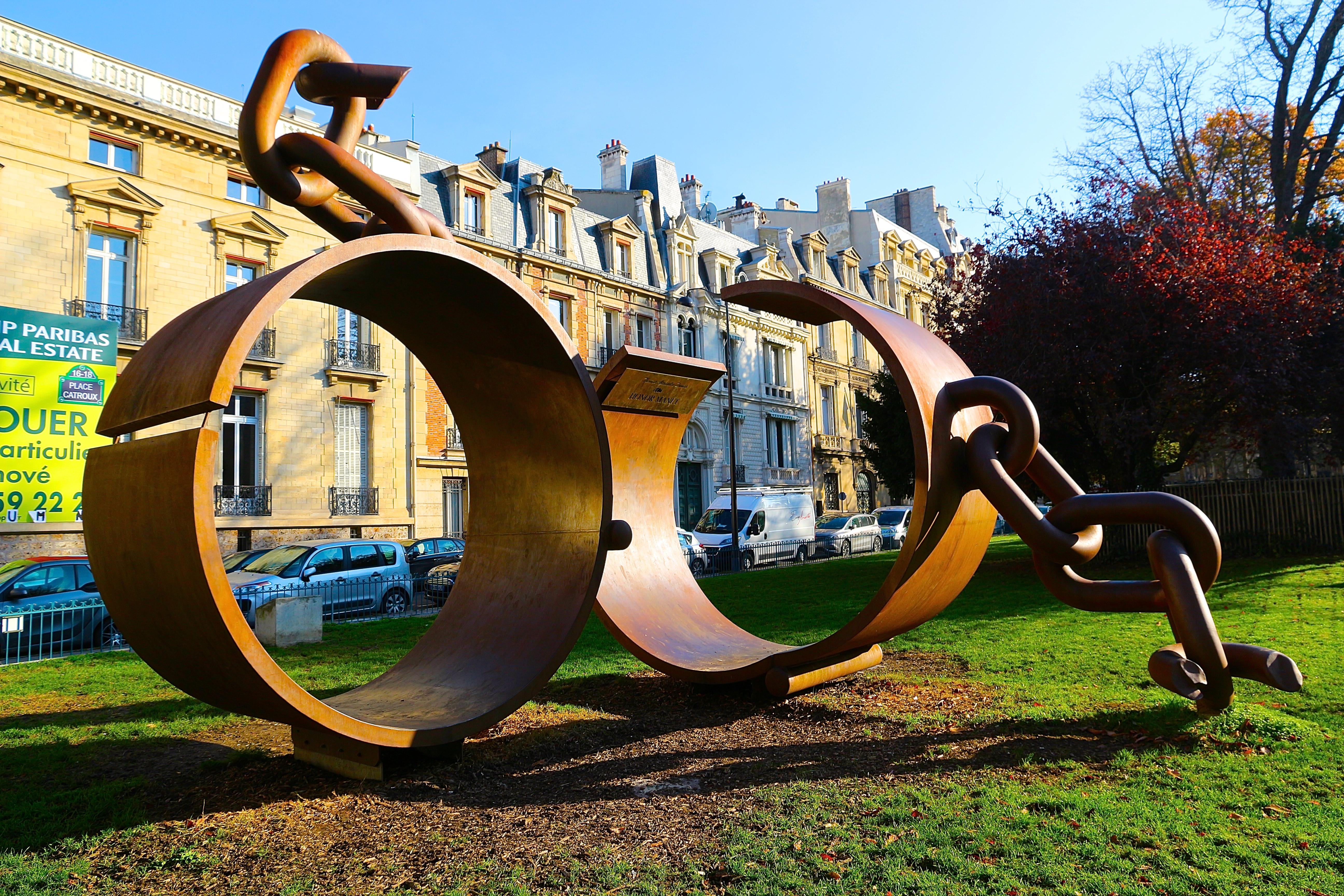 le monument à Thomas Alexandre Dumas