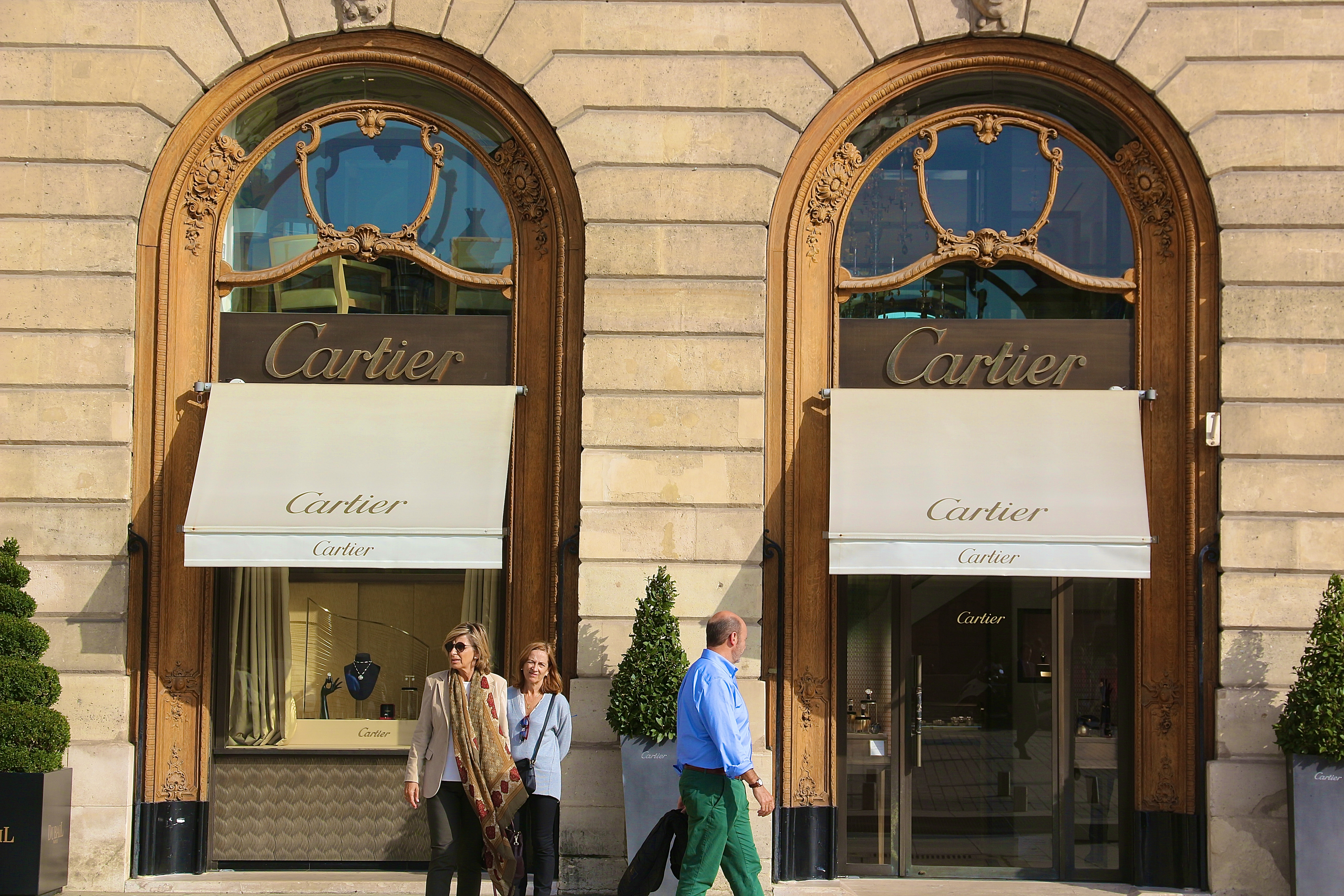 la maison Cartier