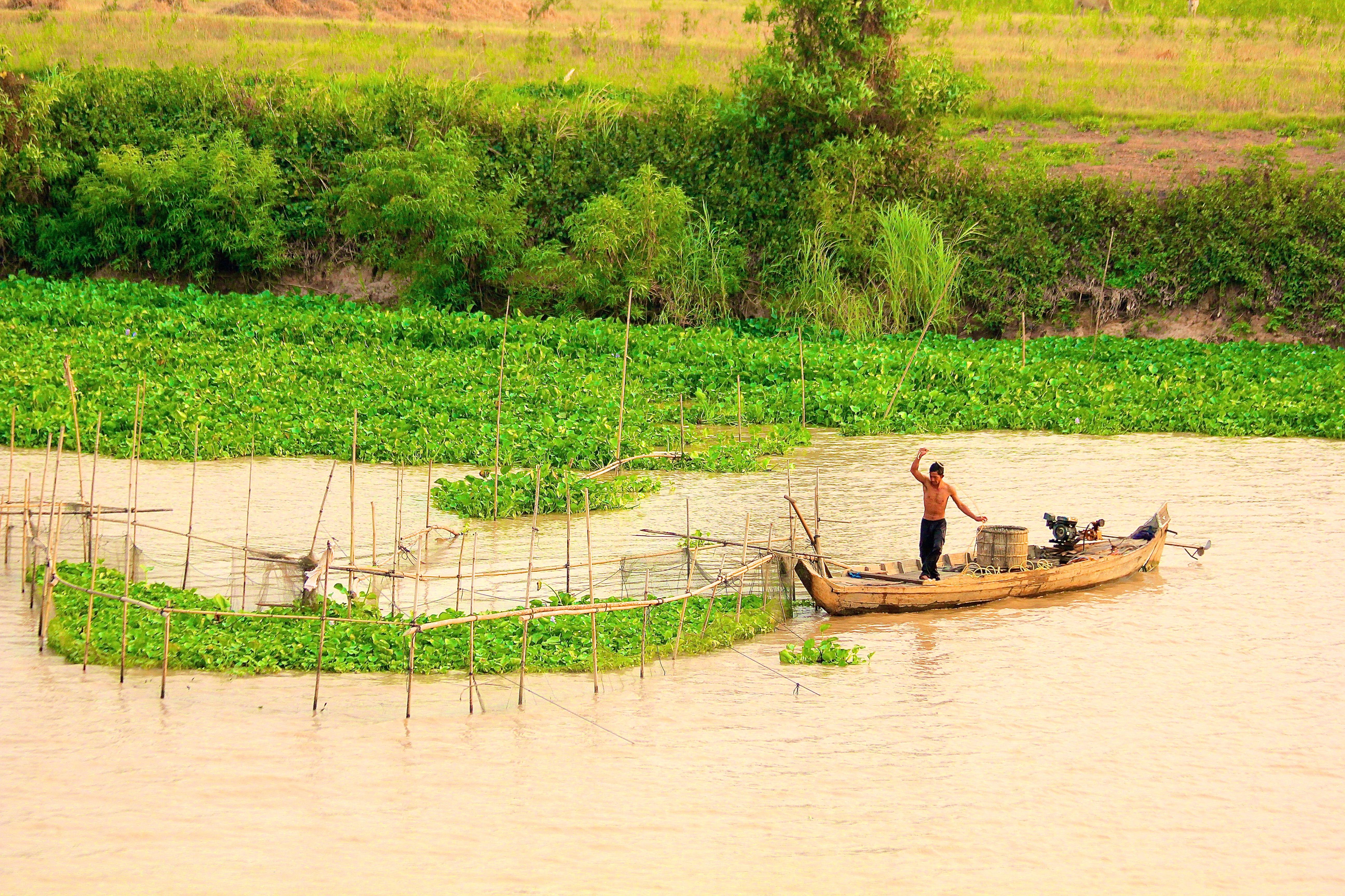vers KAMPONG CHHNANG