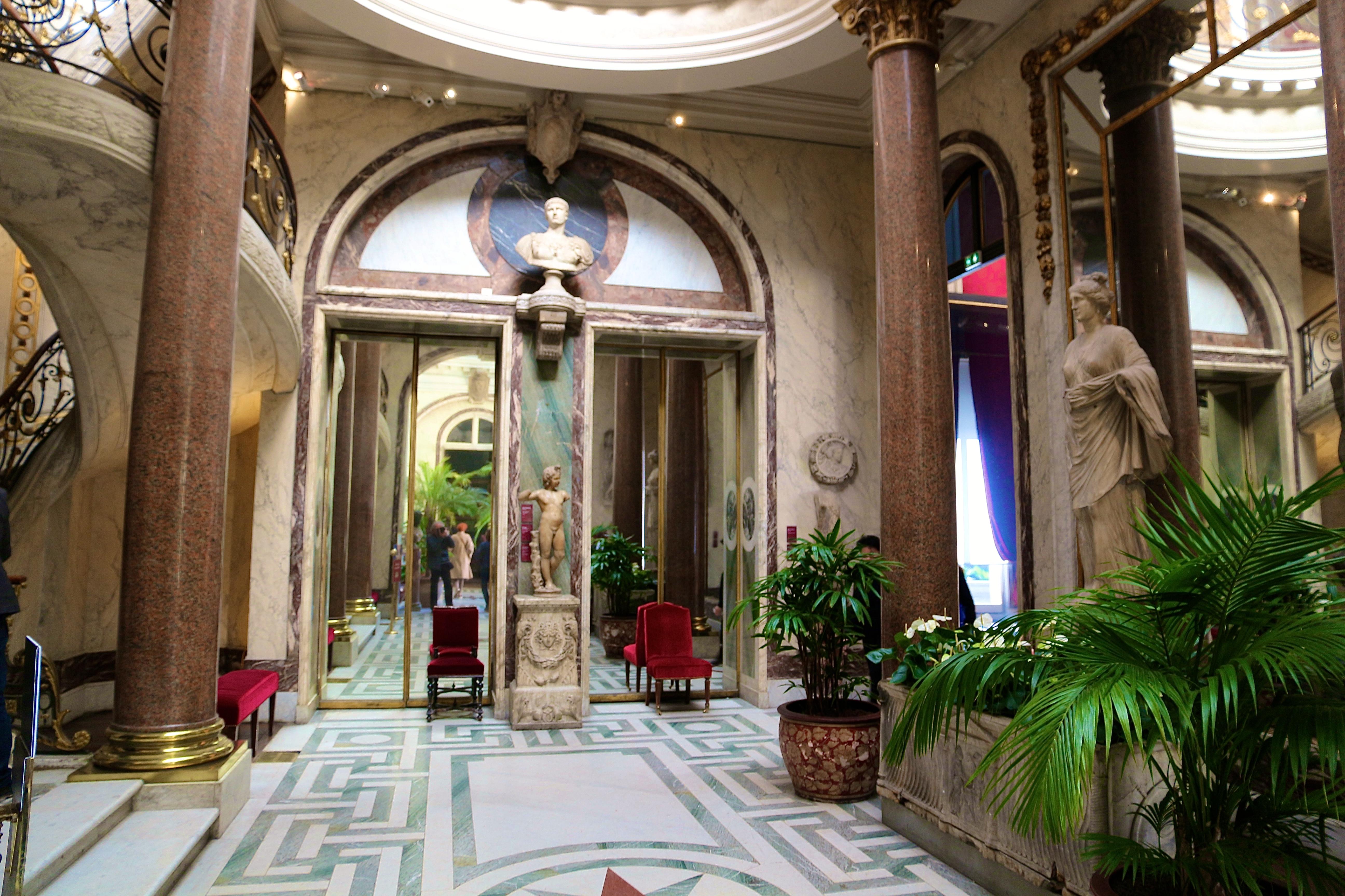 l'Hôtel Jacquemart-André