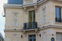 une belle façade
