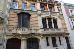 l'Hôtel Benjamin Morel
