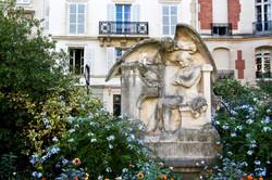 le square Samuel-Rousseau