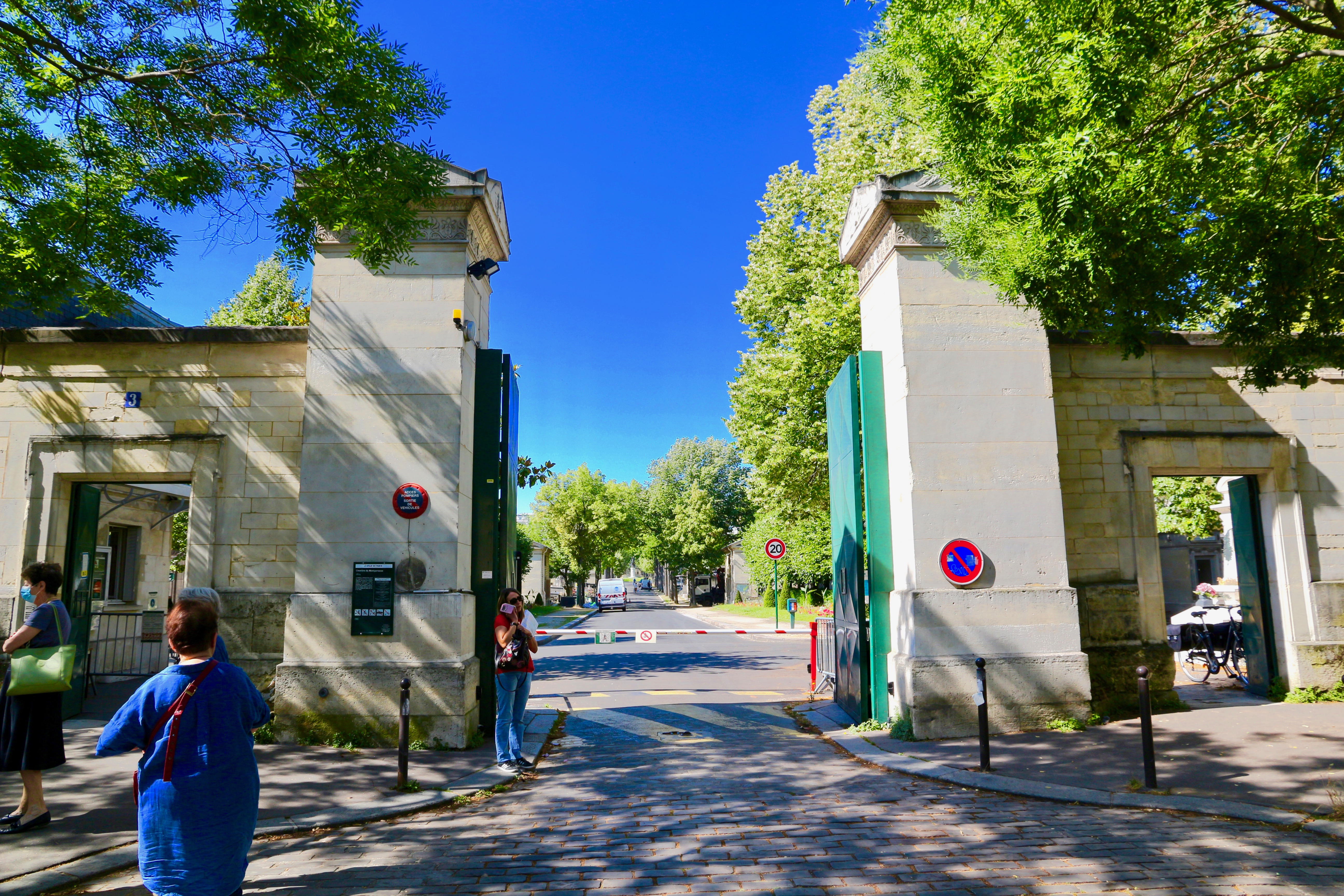 📸 le cimetière Montparnasse