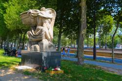 le monument aux Combattants Polonais