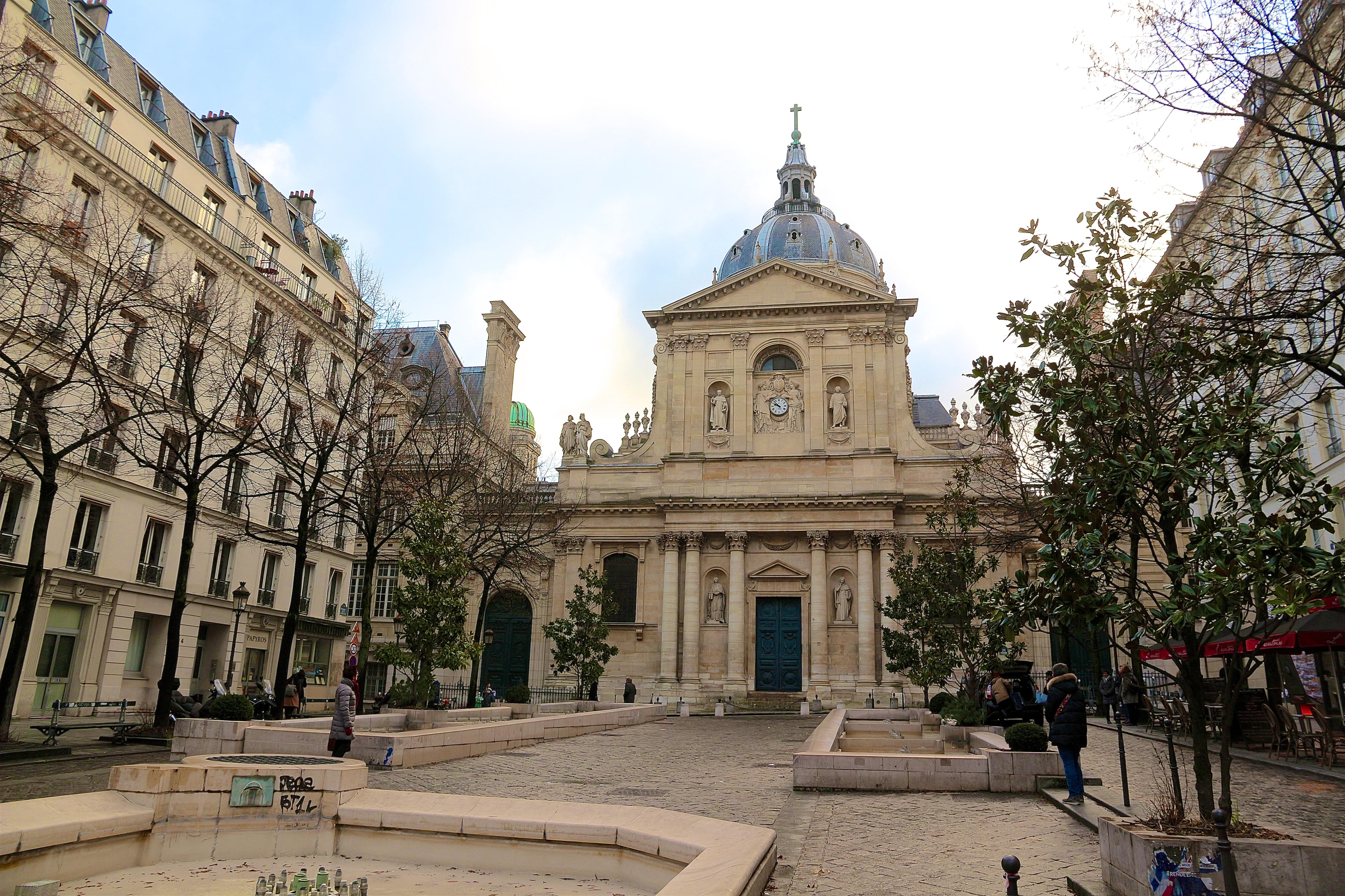 📸 la Sorbonne