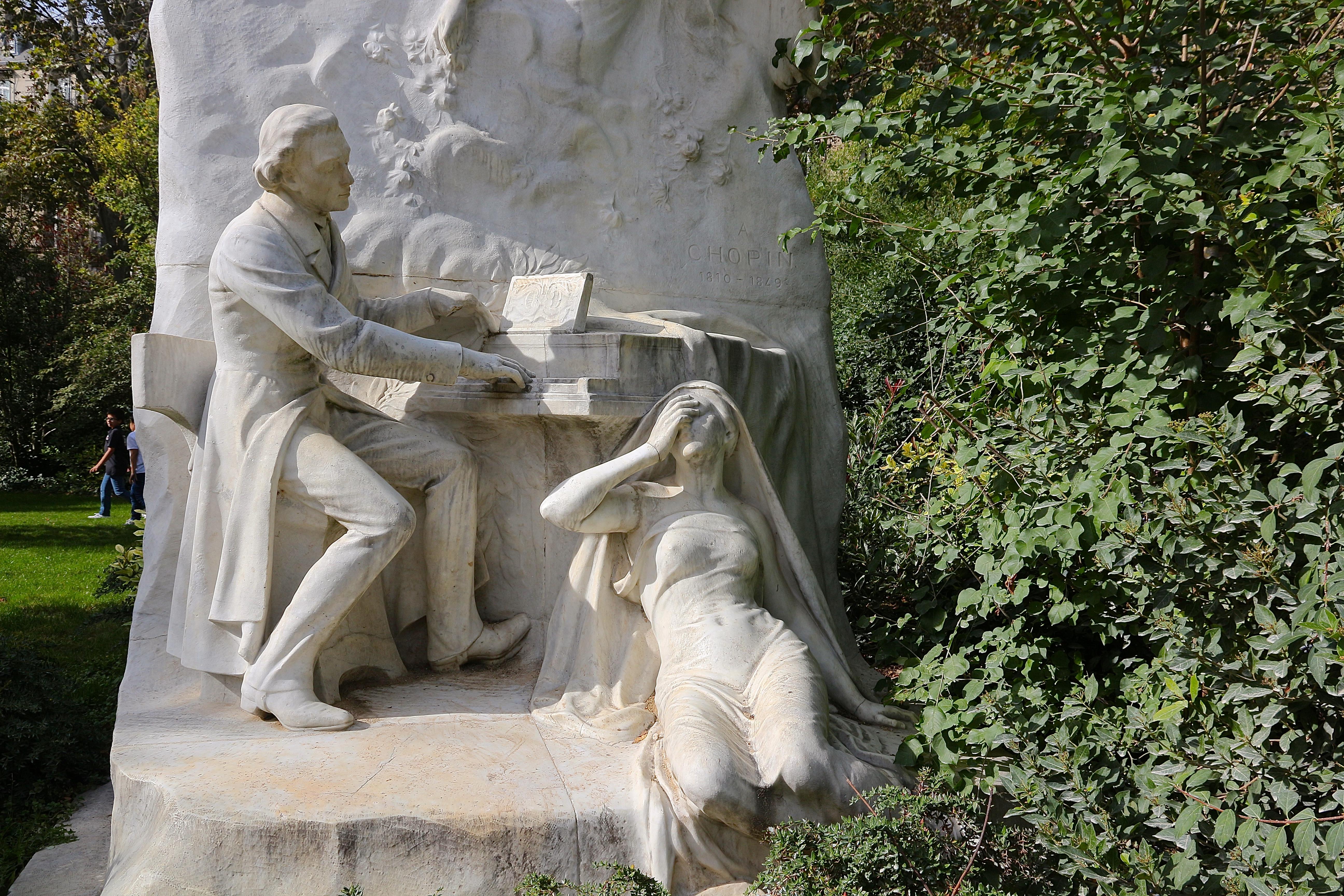 hommage à Frédéric Chopin