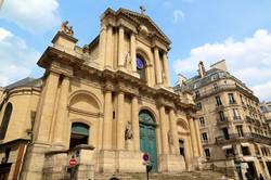 l'église Saint-Roch