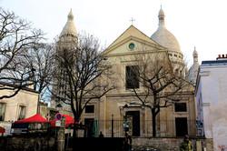 l'Église Saint-Pierre-de-Montmartre