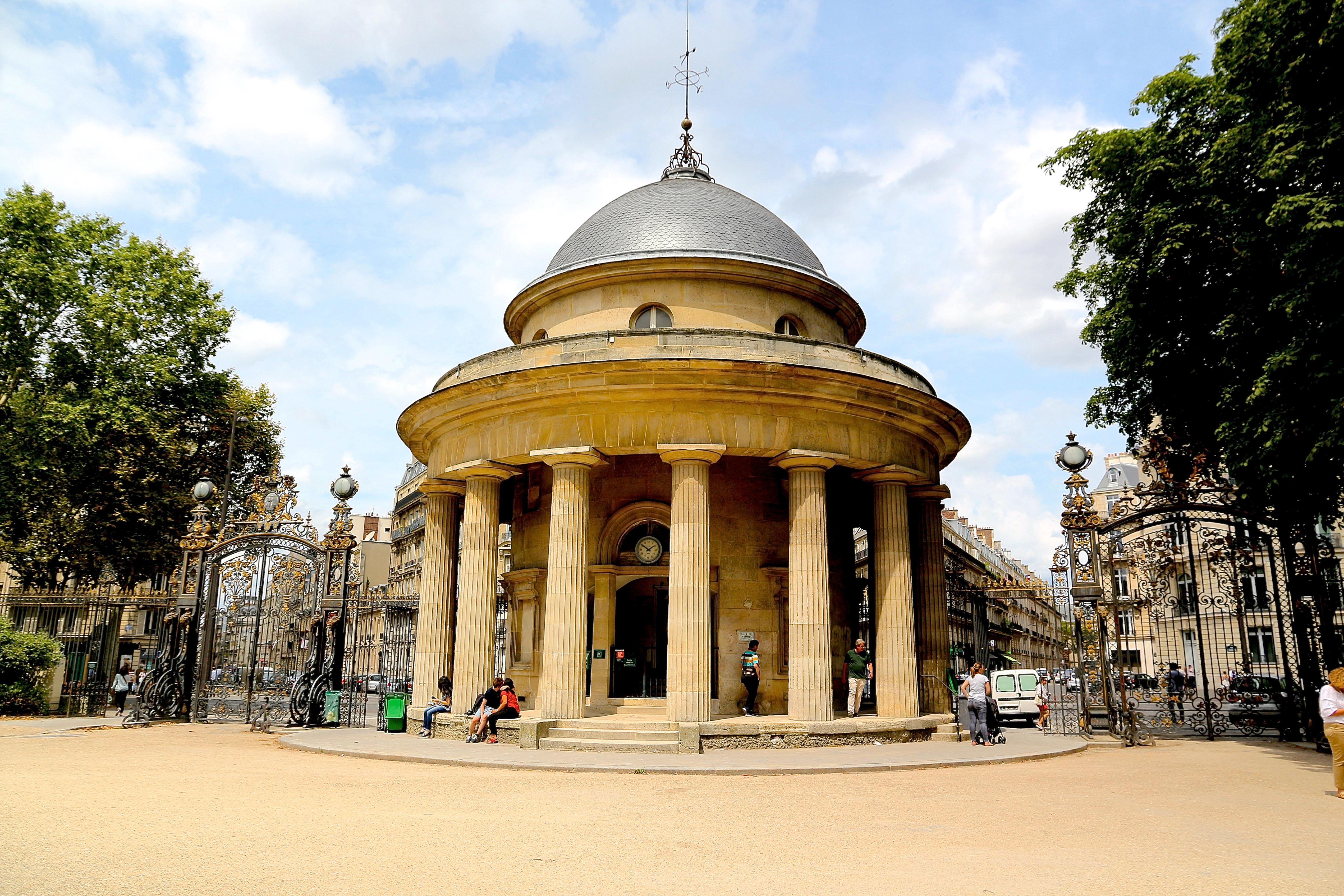 la Rotonde de Philippe d'Orléans