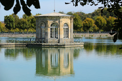 le pavillon de l'étang