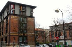 la caserne Schomberg