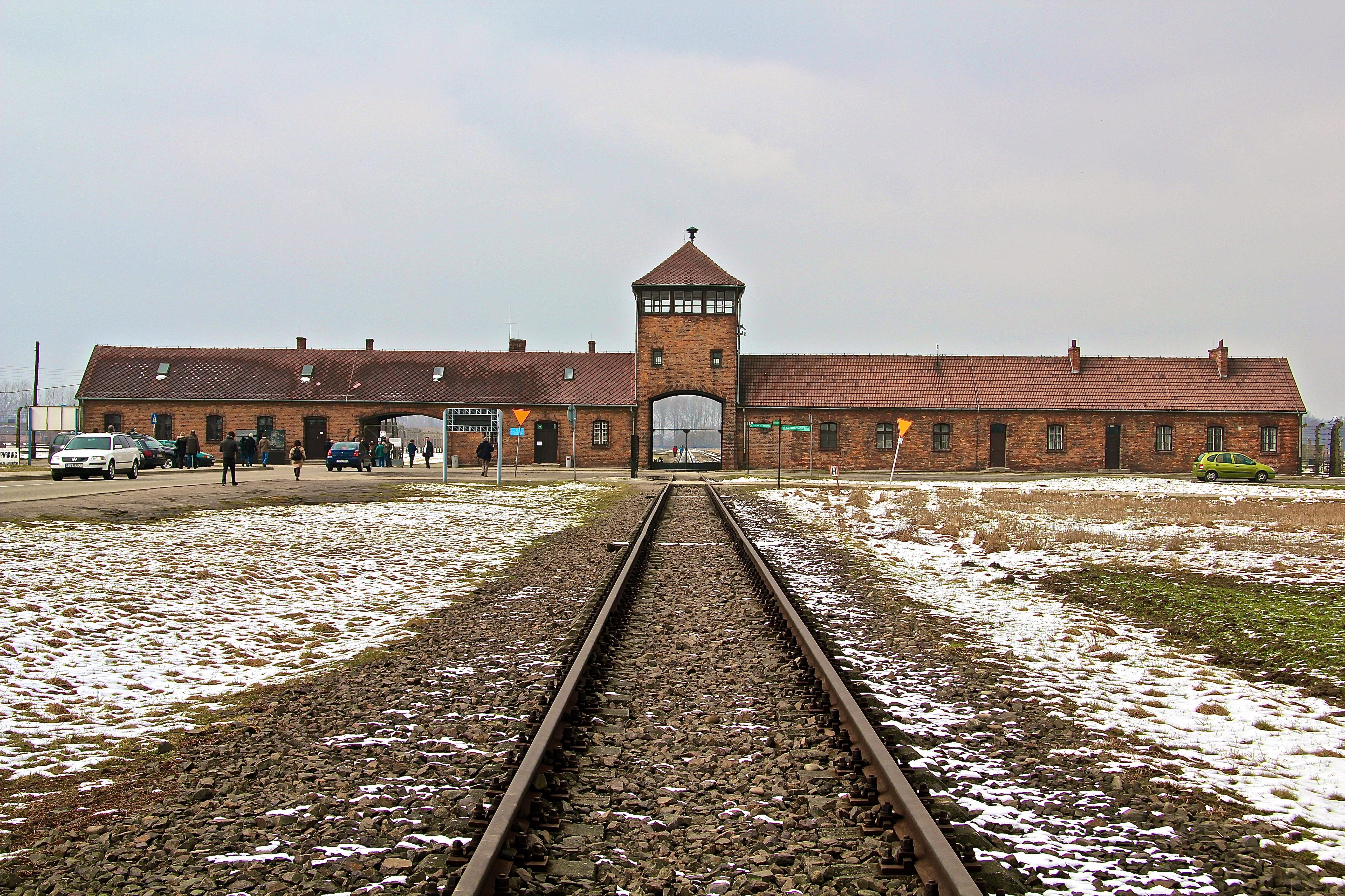 Birkenau, la Porte de la Mort