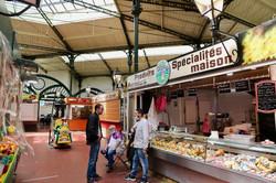 le marché Saint-Quentin