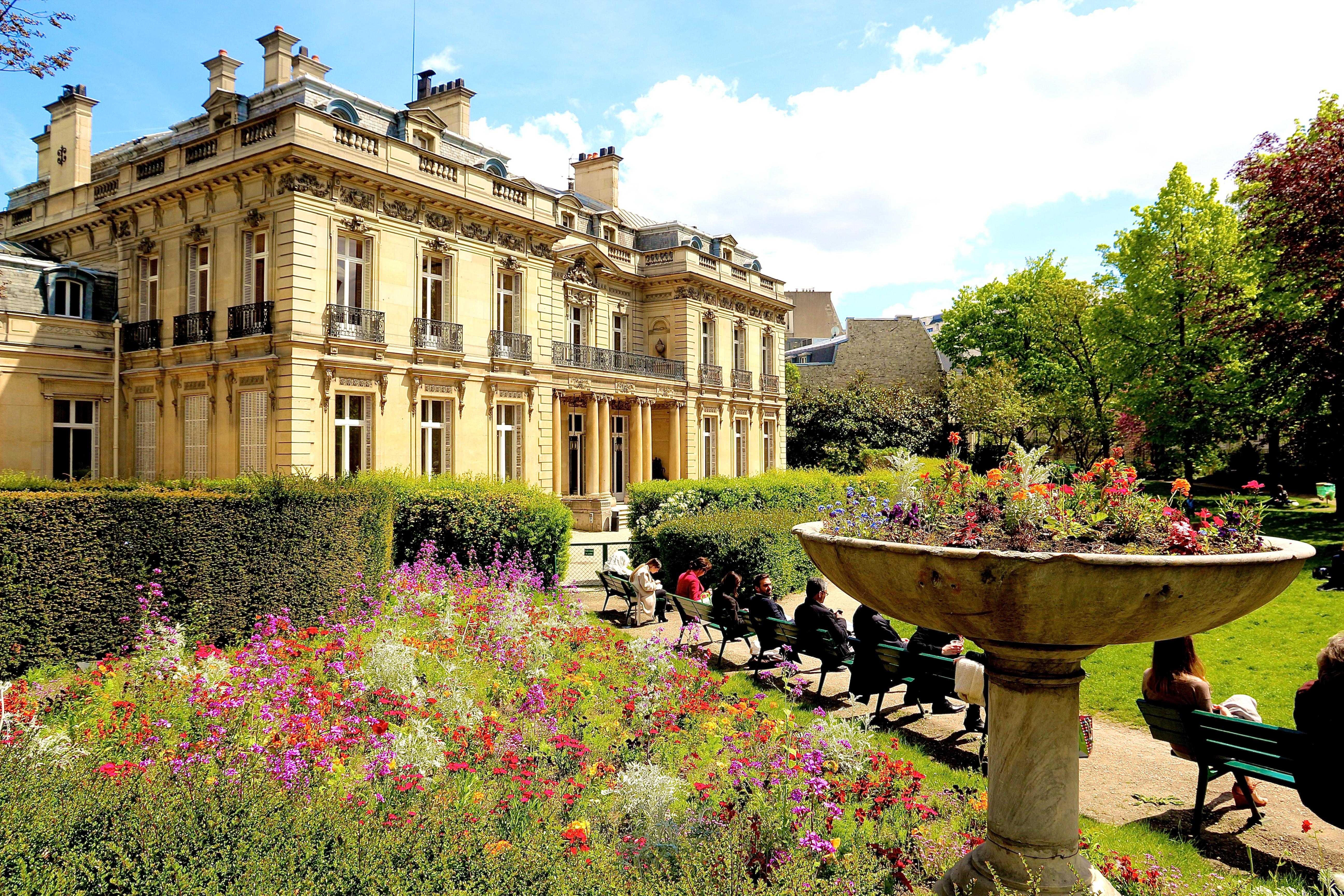 l'Hôtel Salomon de Rothschild