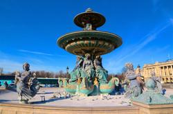 la Fontaine des Mers