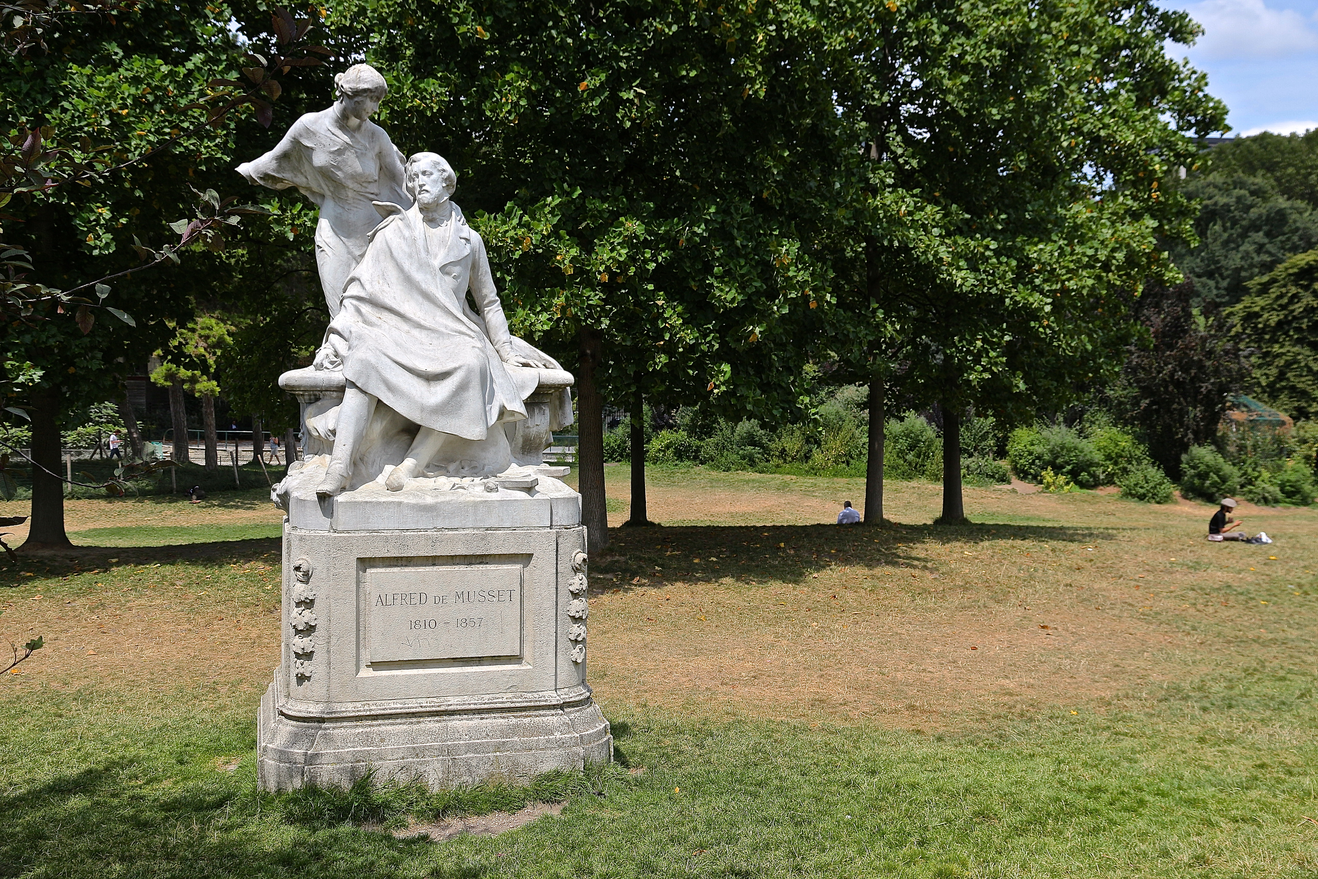 hommage à Alfred de Musset