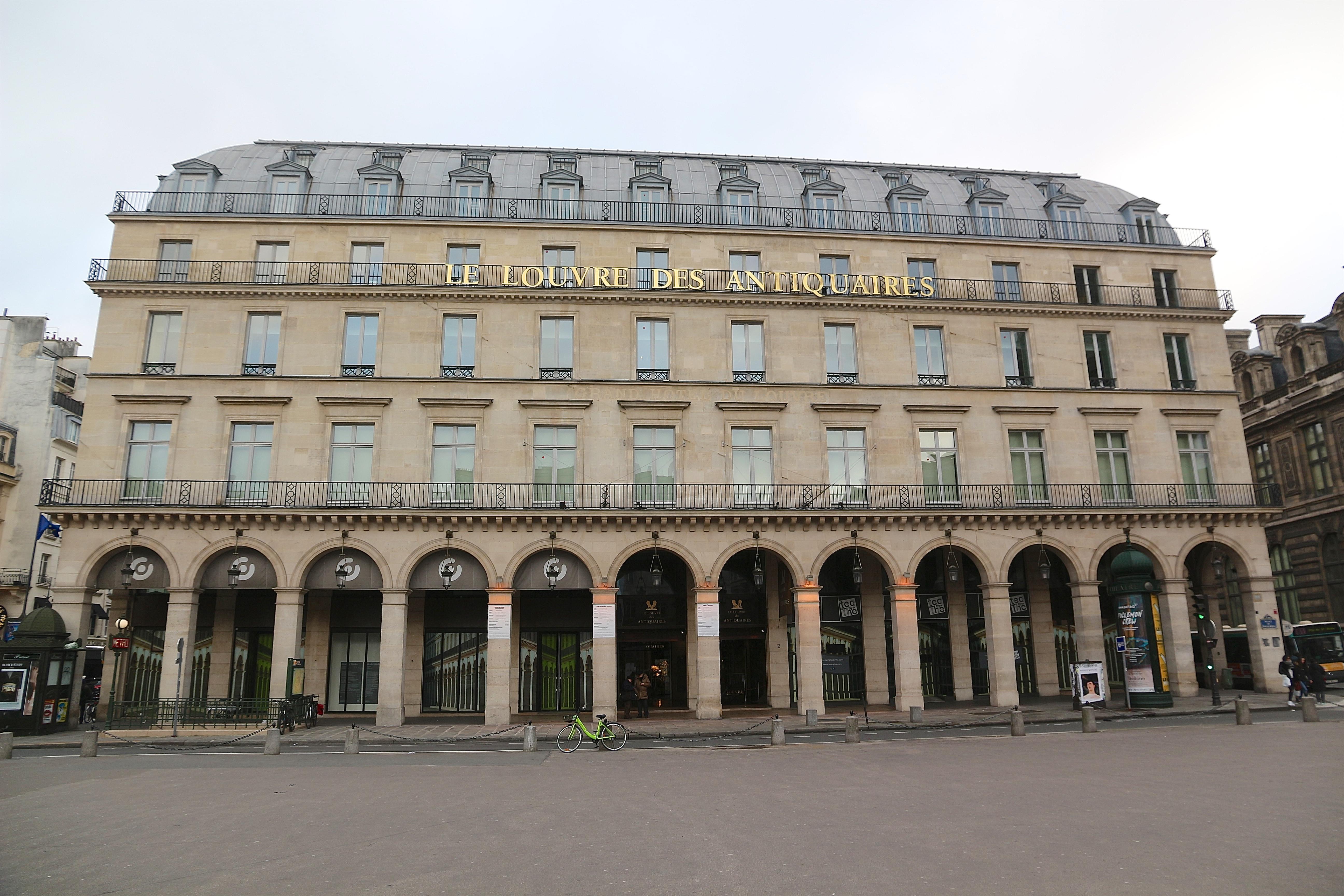 le Louvre des Antiquaires