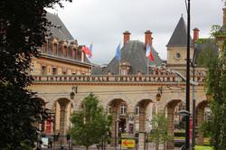 la Cité Universitaire
