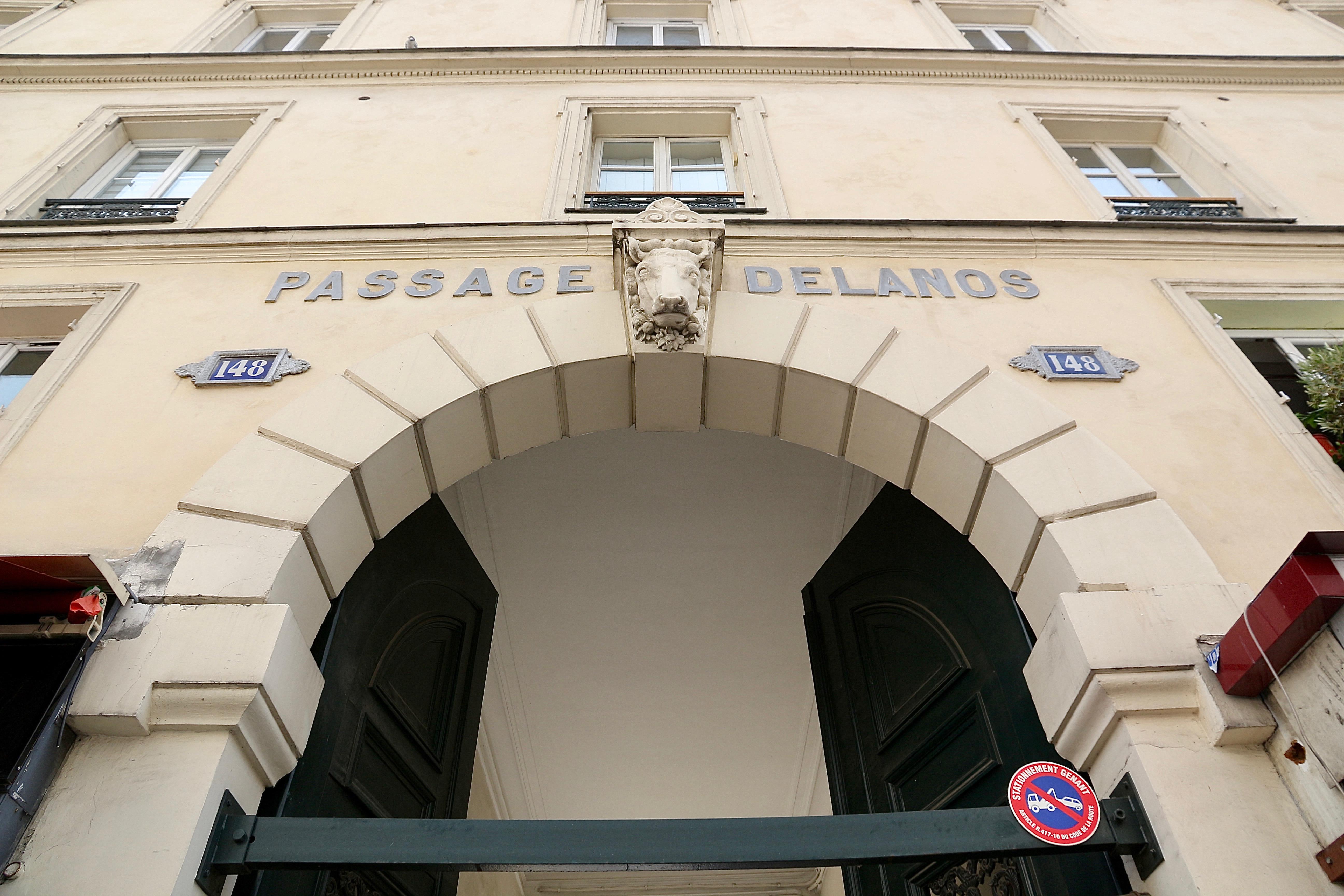 le passage Delanos