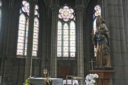 la chapelle Sainte-Jeanne-d'Arc