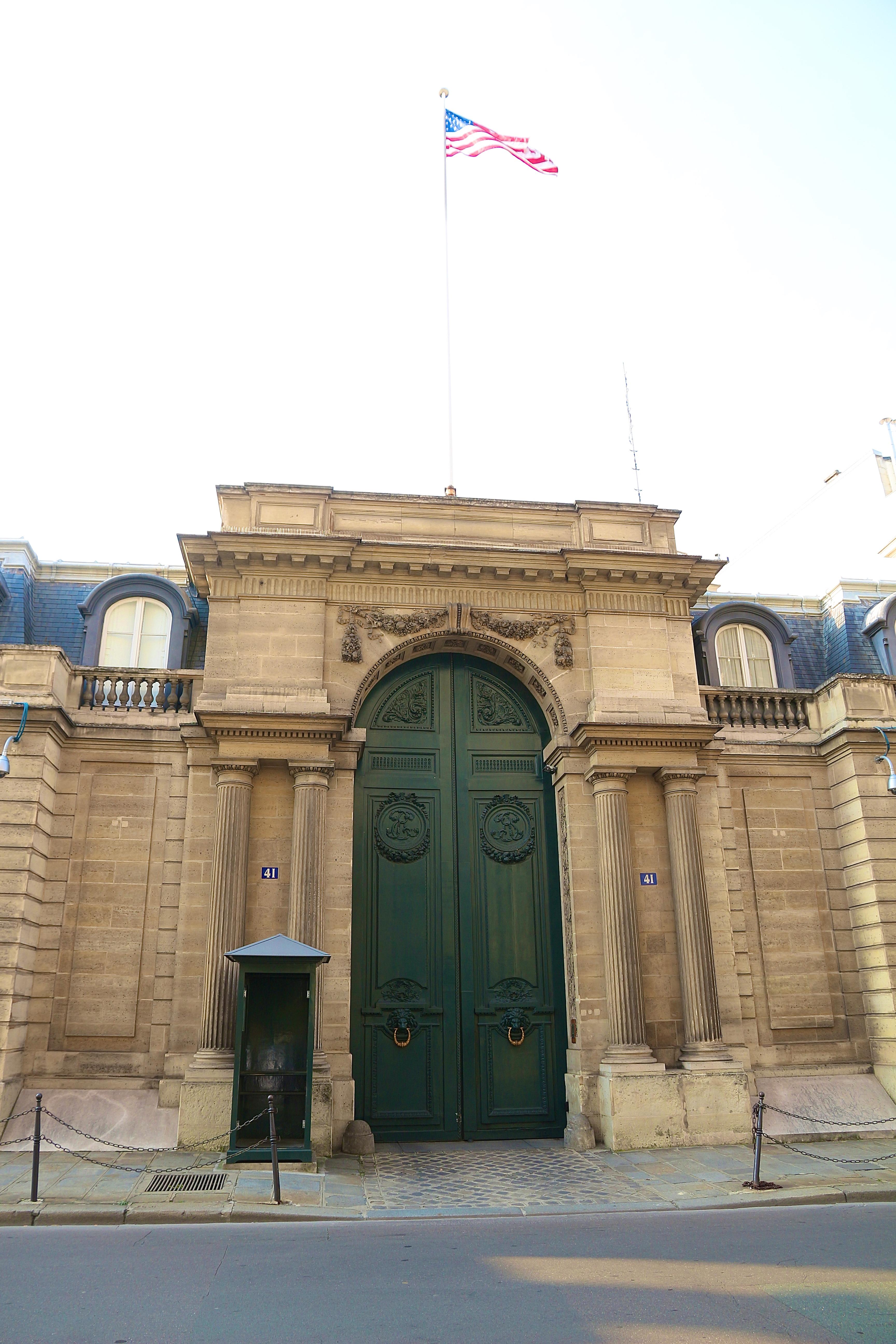 l'Hôtel de Pontalba