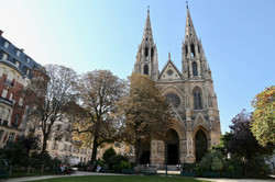 la basilique Sainte-Clotilde