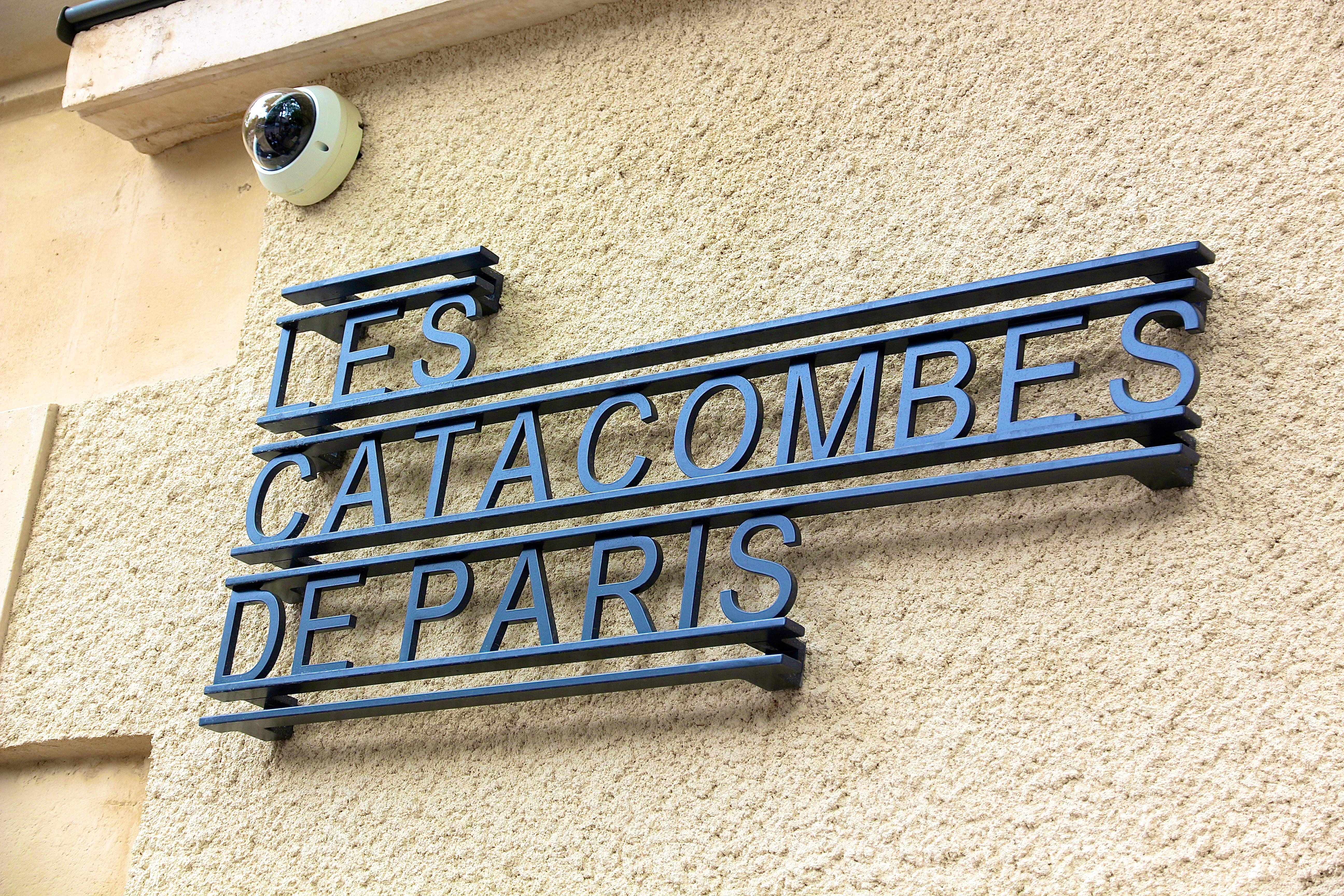 📸 les Catacombes de Paris