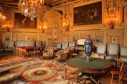 le salon Louis XIII