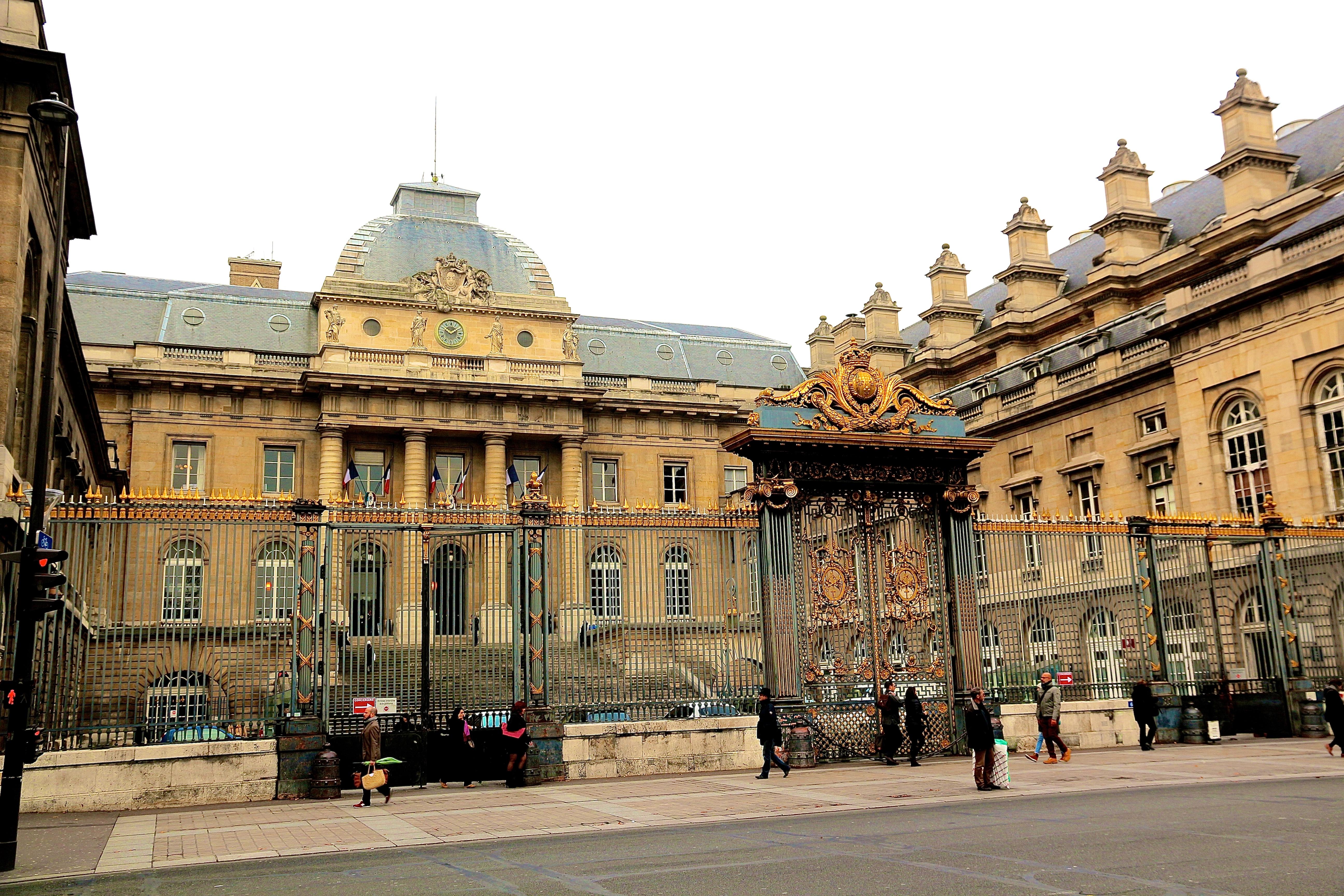 📸 le Palais de Justice
