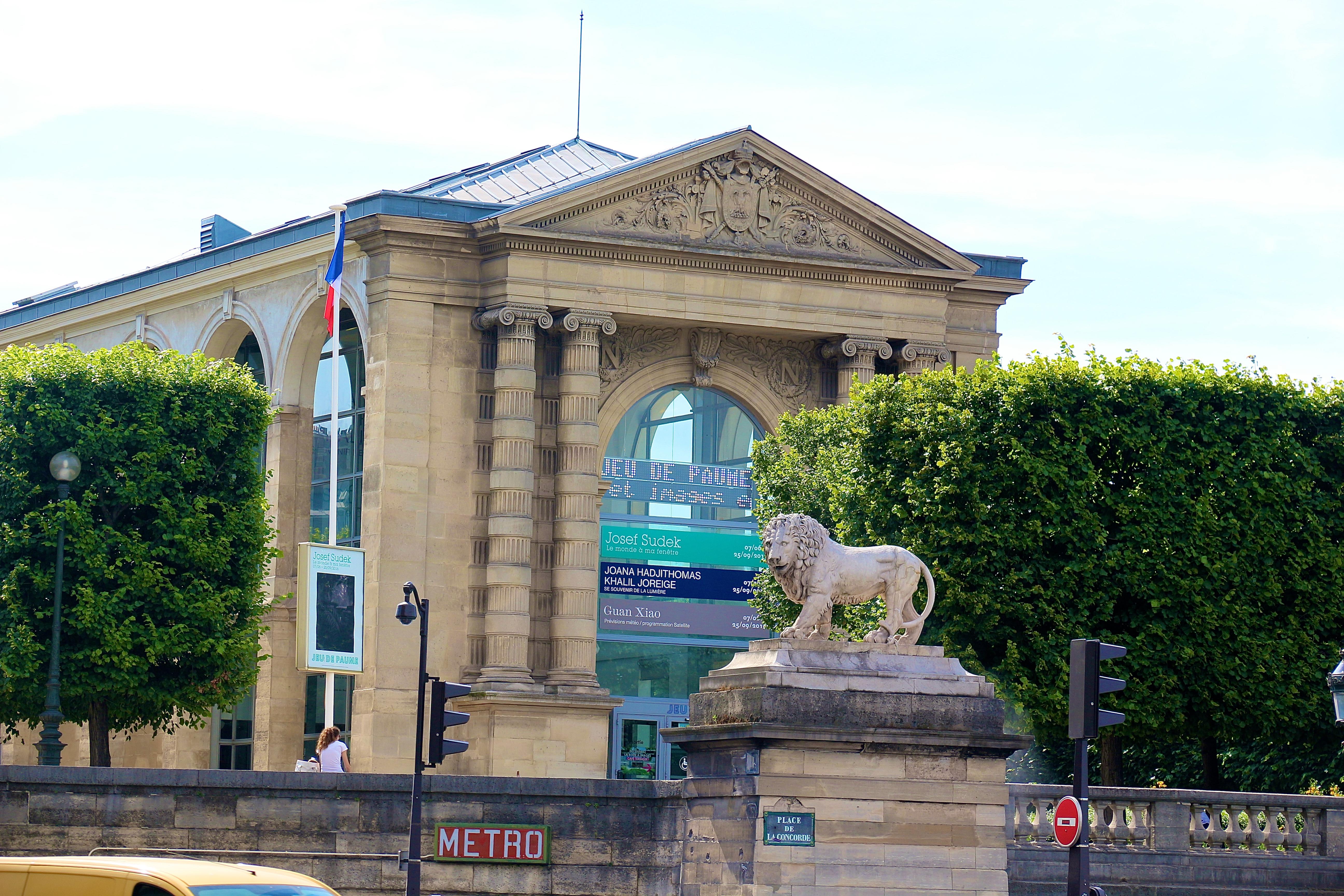 le Musée du Jeu de Paume