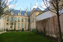 le jardin Joseph-Migneret