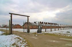 Birkenau, les cuisines