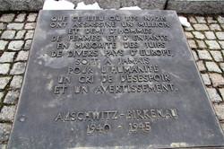 Birkenau, le mémorial
