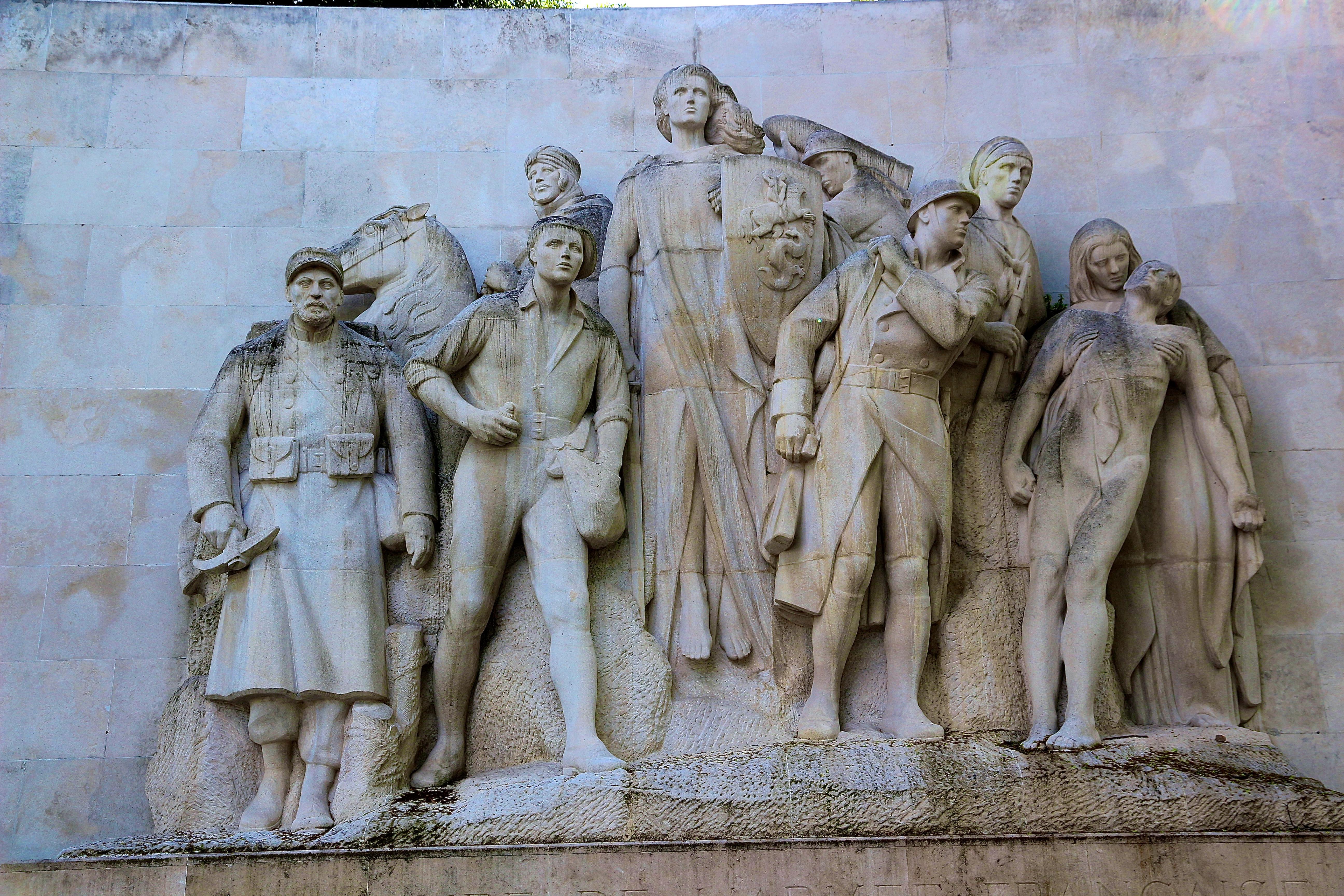 le Monument aux Morts 14-18
