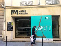 📸 le musée Maillol