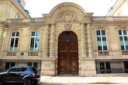 l'Hôtel Abraham de Camondo