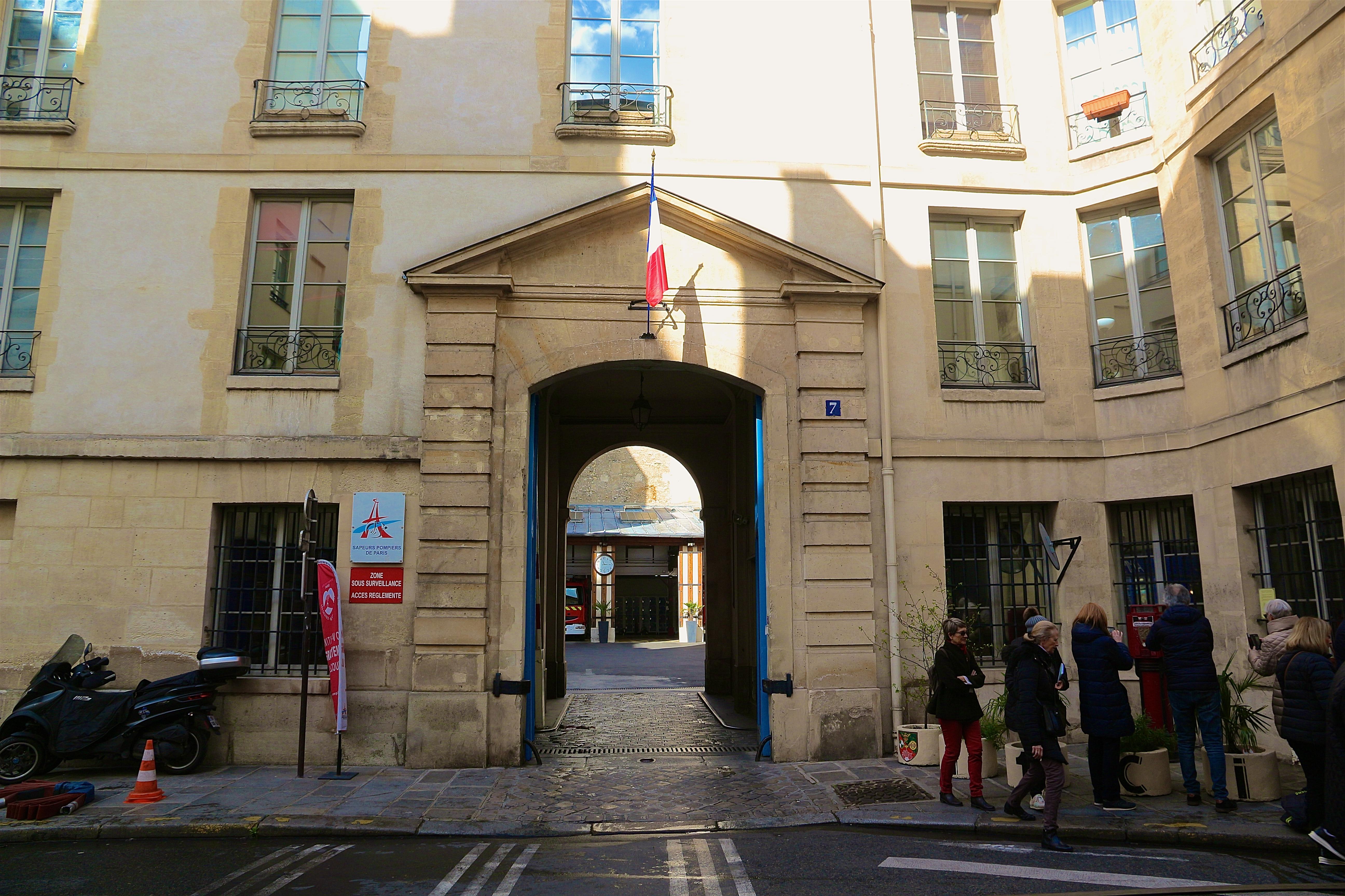l'Hôtel de Chavigny