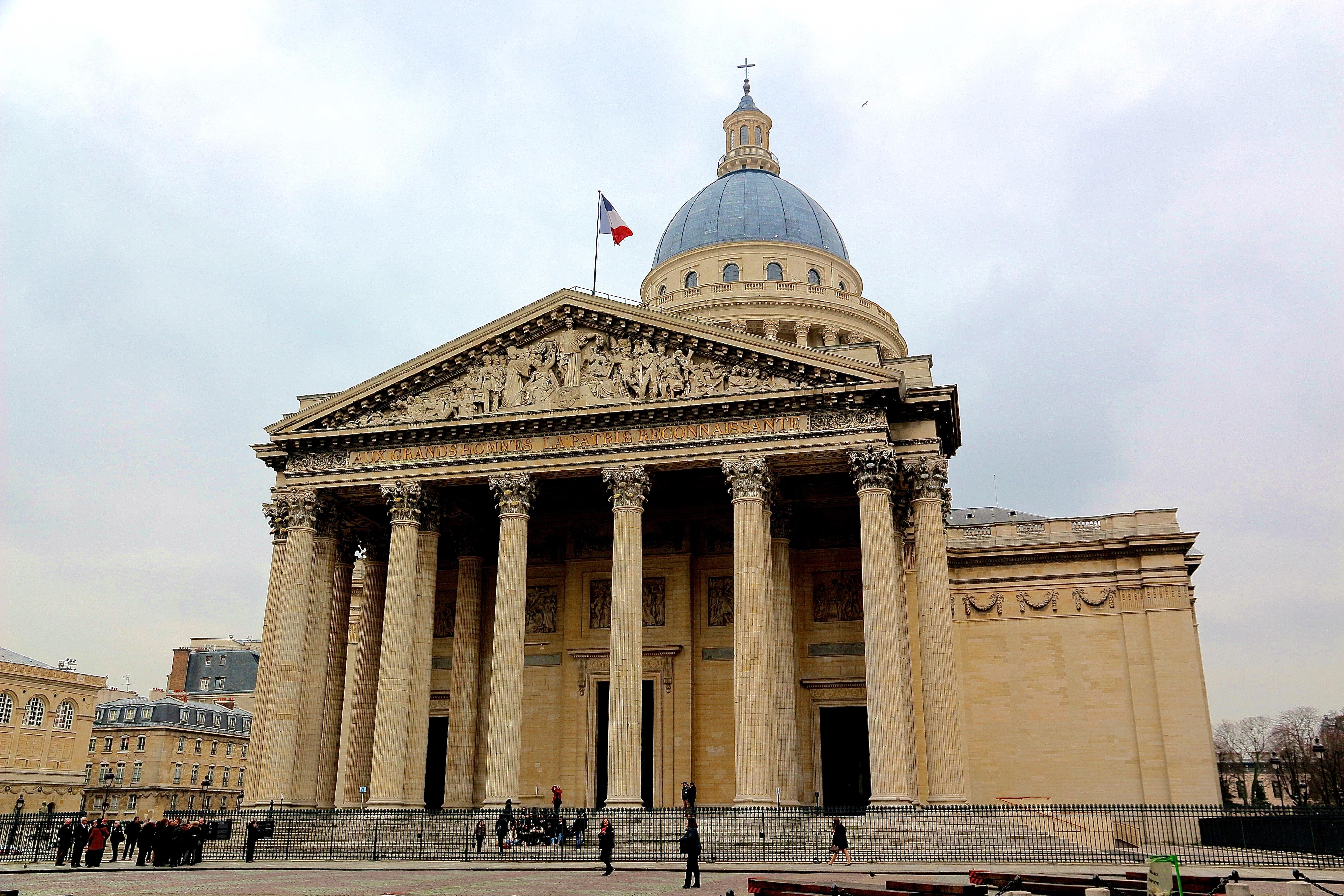 📸 le Panthéon