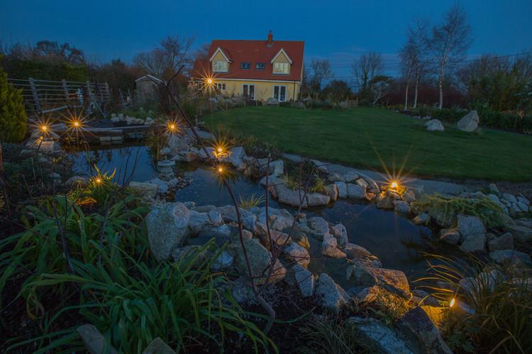 Evening illuminations