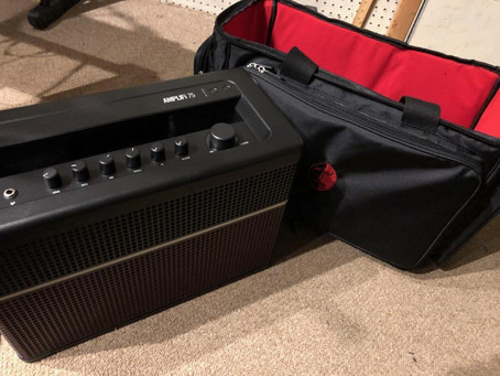 Taga Duffle Perfect for Guitar Amps