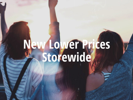Namba Gear Announces New Storewide Lower Prices.