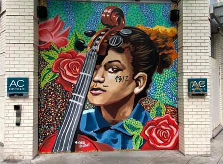 Portland - Art or Graffiti?