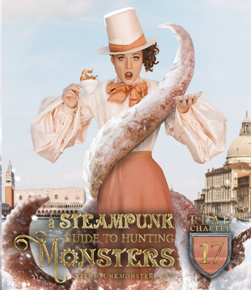 Steampunkmonsters.com