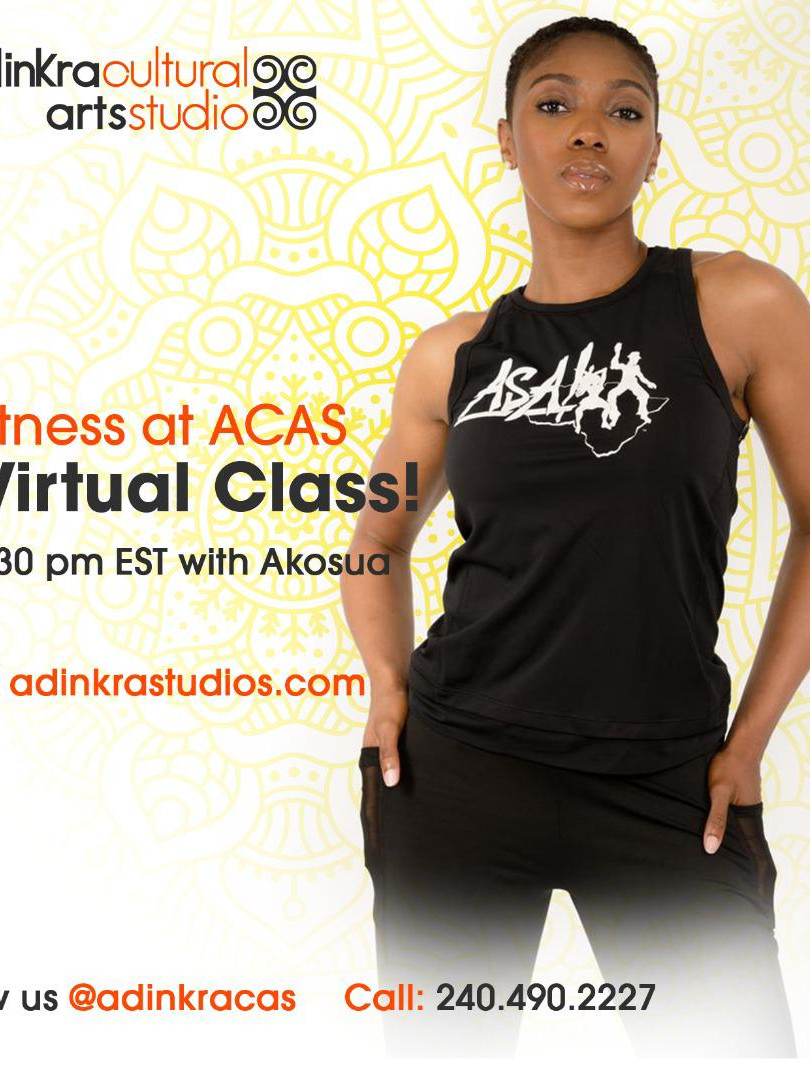 Mondays 7:30pm with Akosua