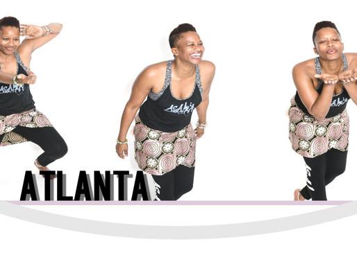 ASA! in Atlanta with Djifa