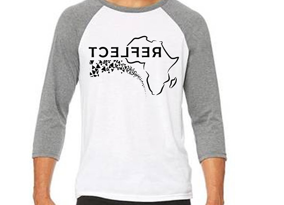 Reflect Africa Men's Baseball T